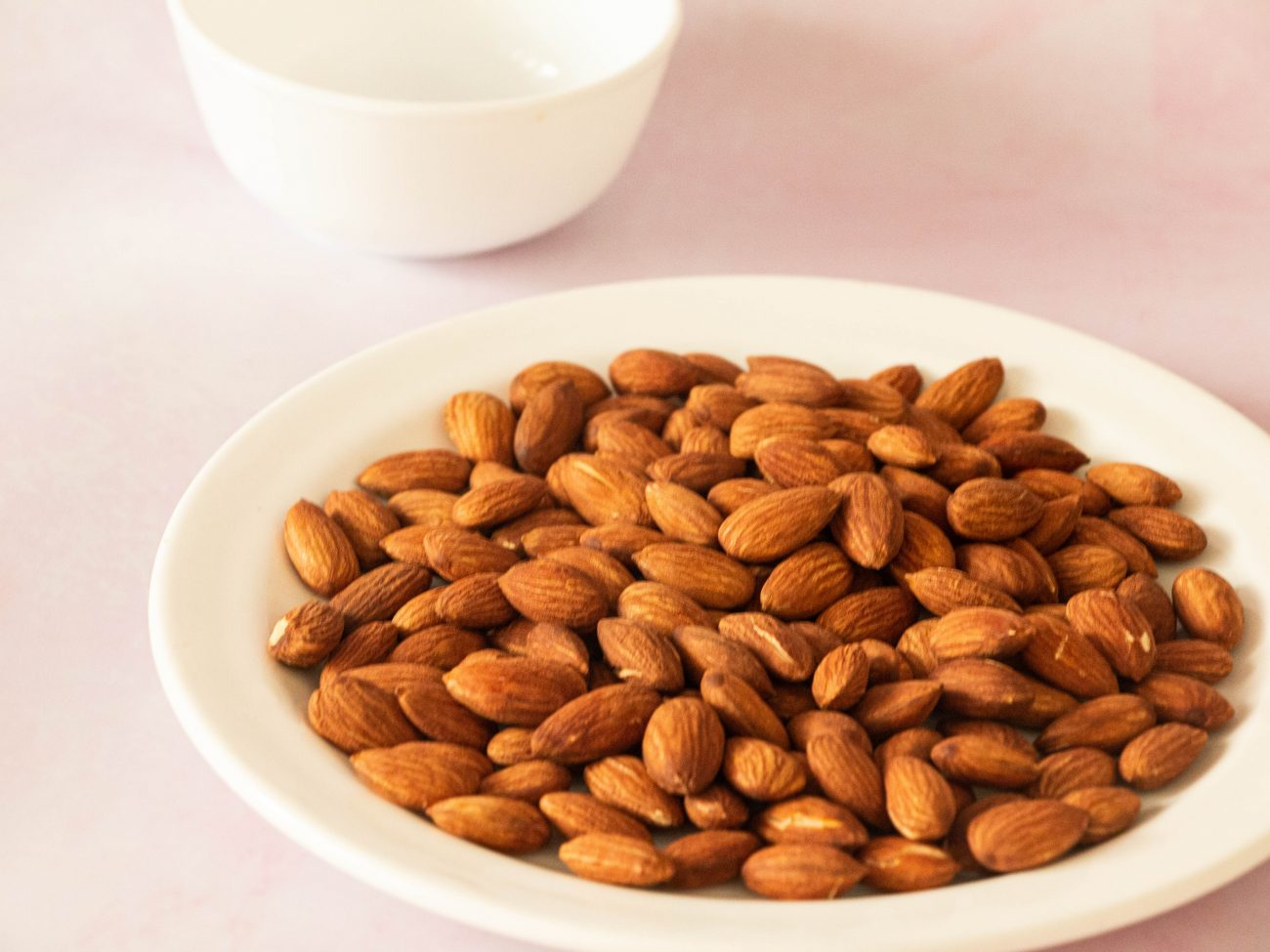Roasted almonds in Air fryer