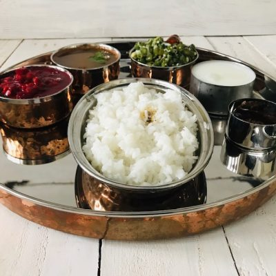 how to cook south indian meals under 35 minutes
