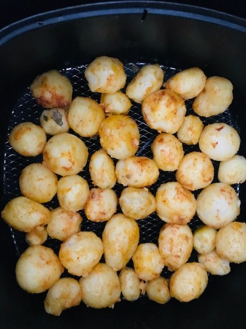 potatoes in air fryer