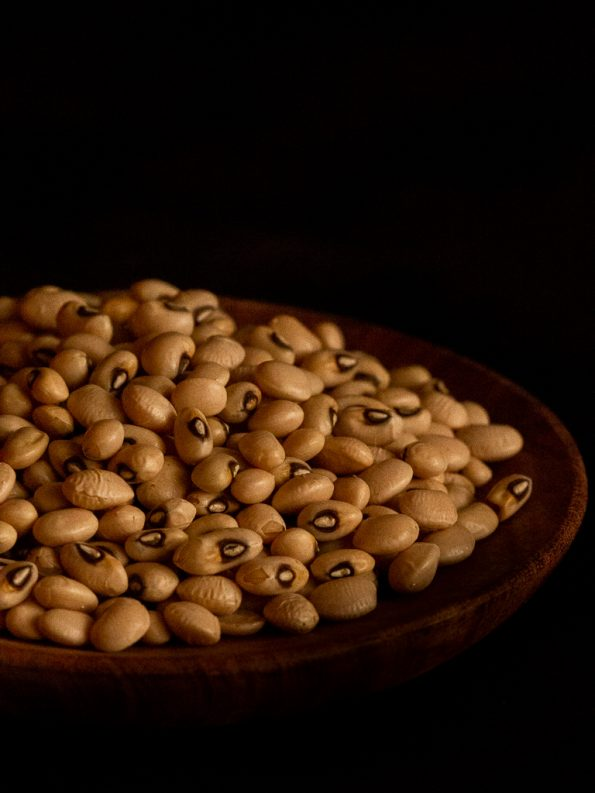 Karamani or black eyed peas